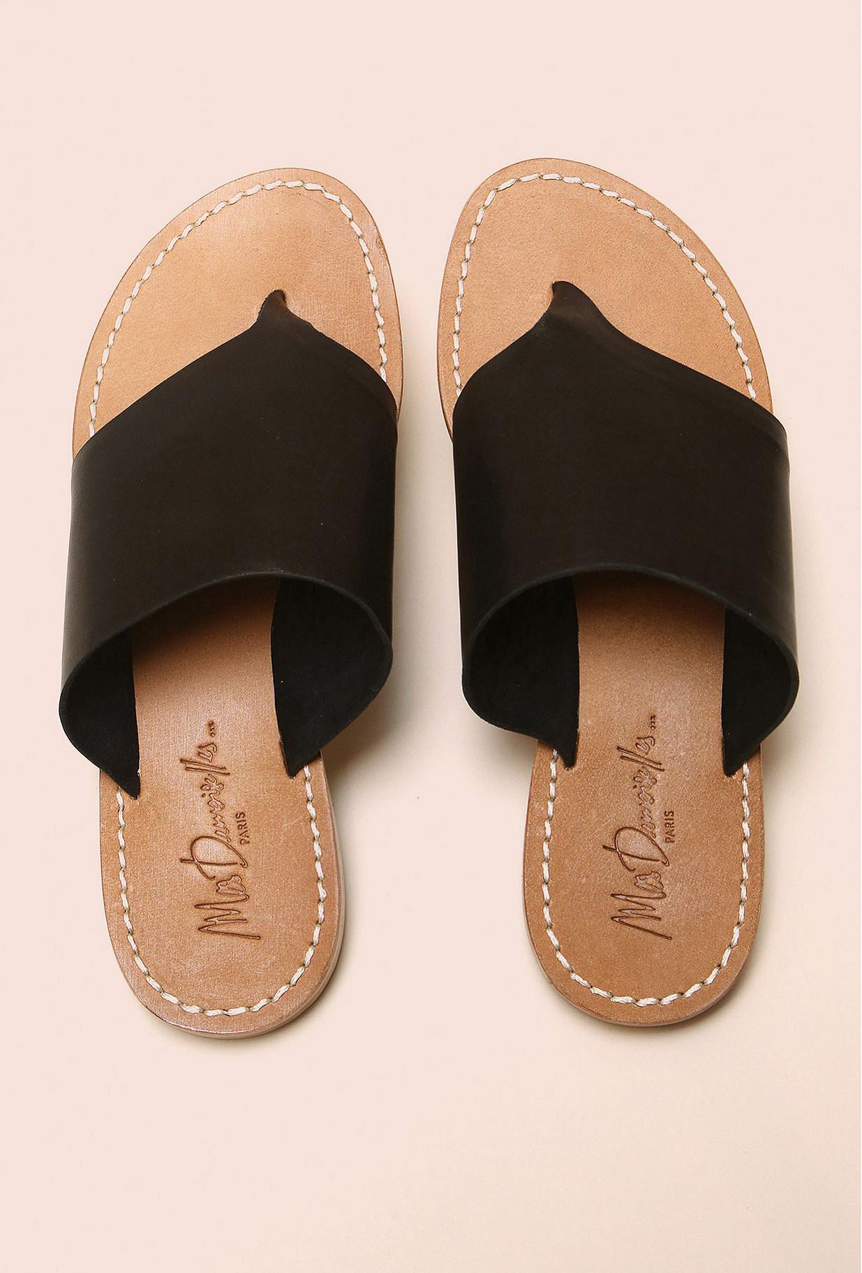 Black Sandals Esteban Mes Demoiselles Paris