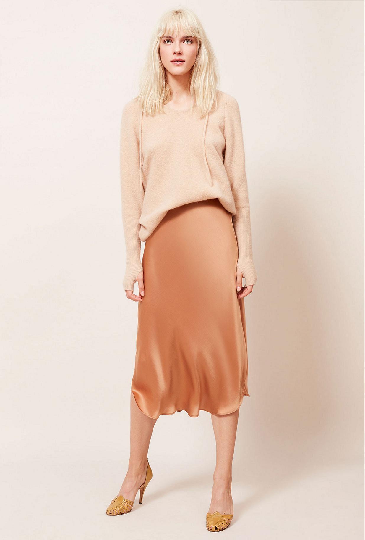 Paris boutique de mode vêtement Jupe créateur bohème  Nami
