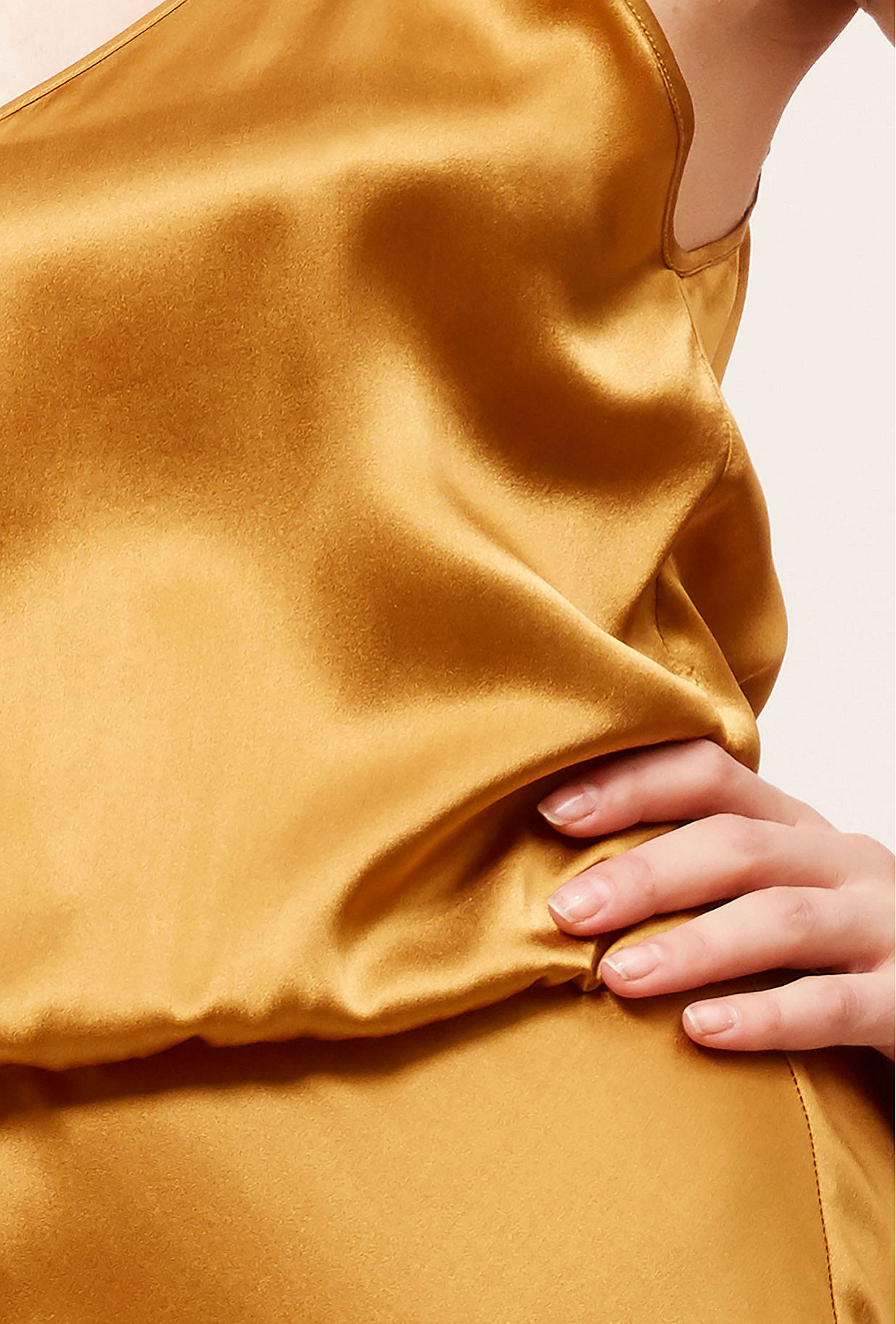Robe Ocre  Nouba mes demoiselles paris vêtement femme paris