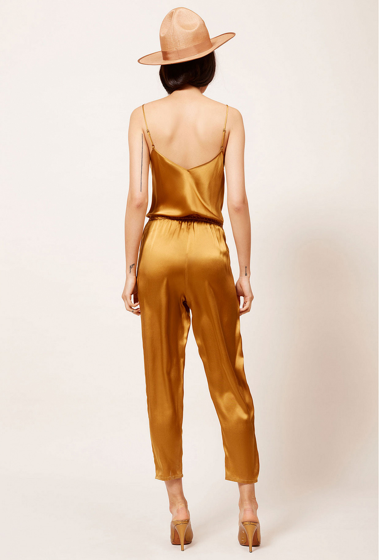Paris clothes store Jumpsuit  Noche french designer fashion Paris