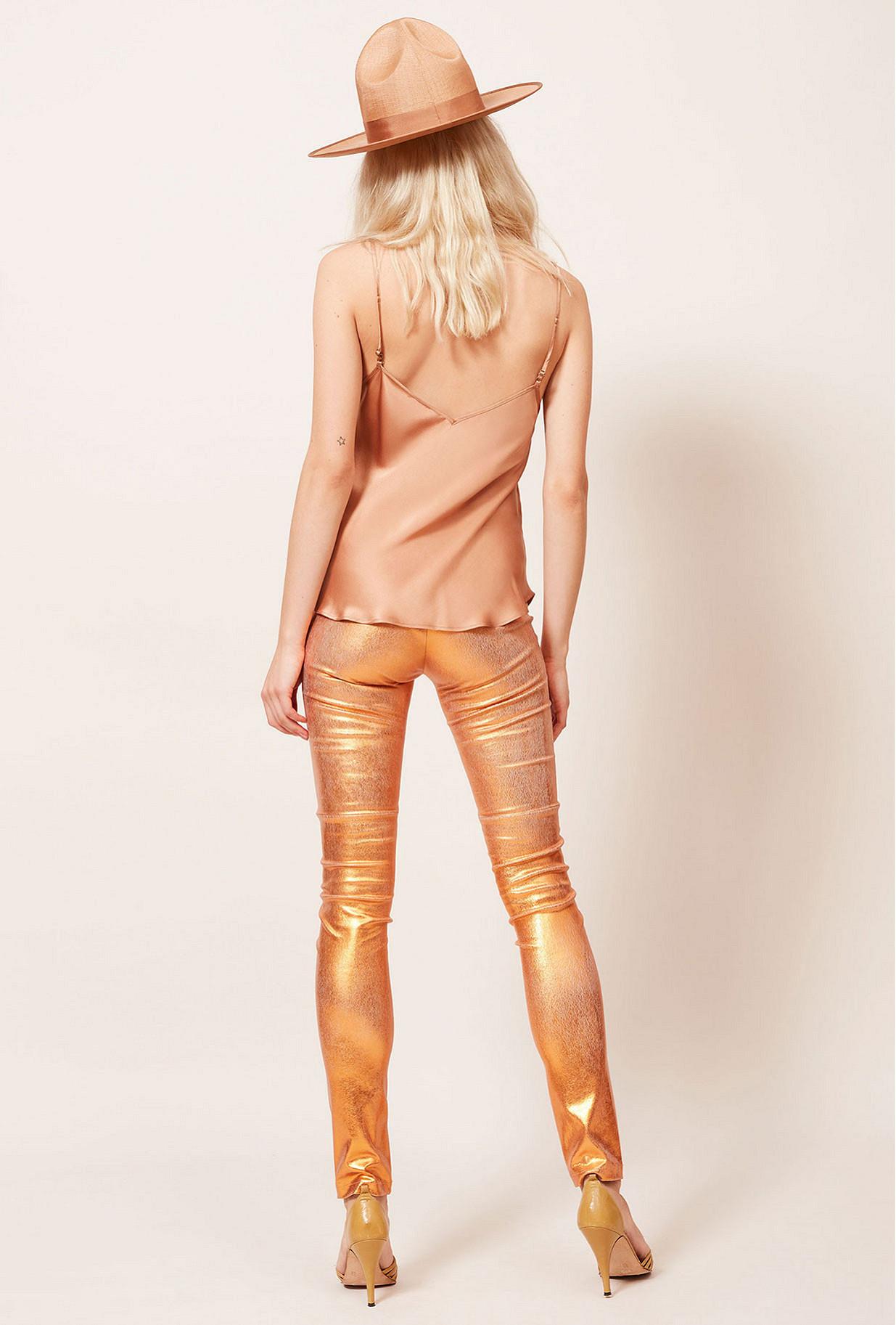 Paris boutique de mode vêtement Pantalon créateur bohème Esther