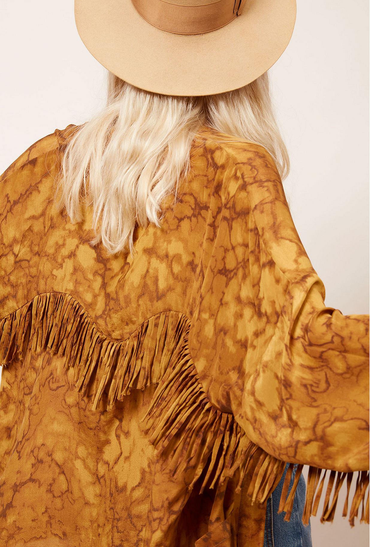 Paris boutique de mode vêtement Veste créateur bohème Machistador
