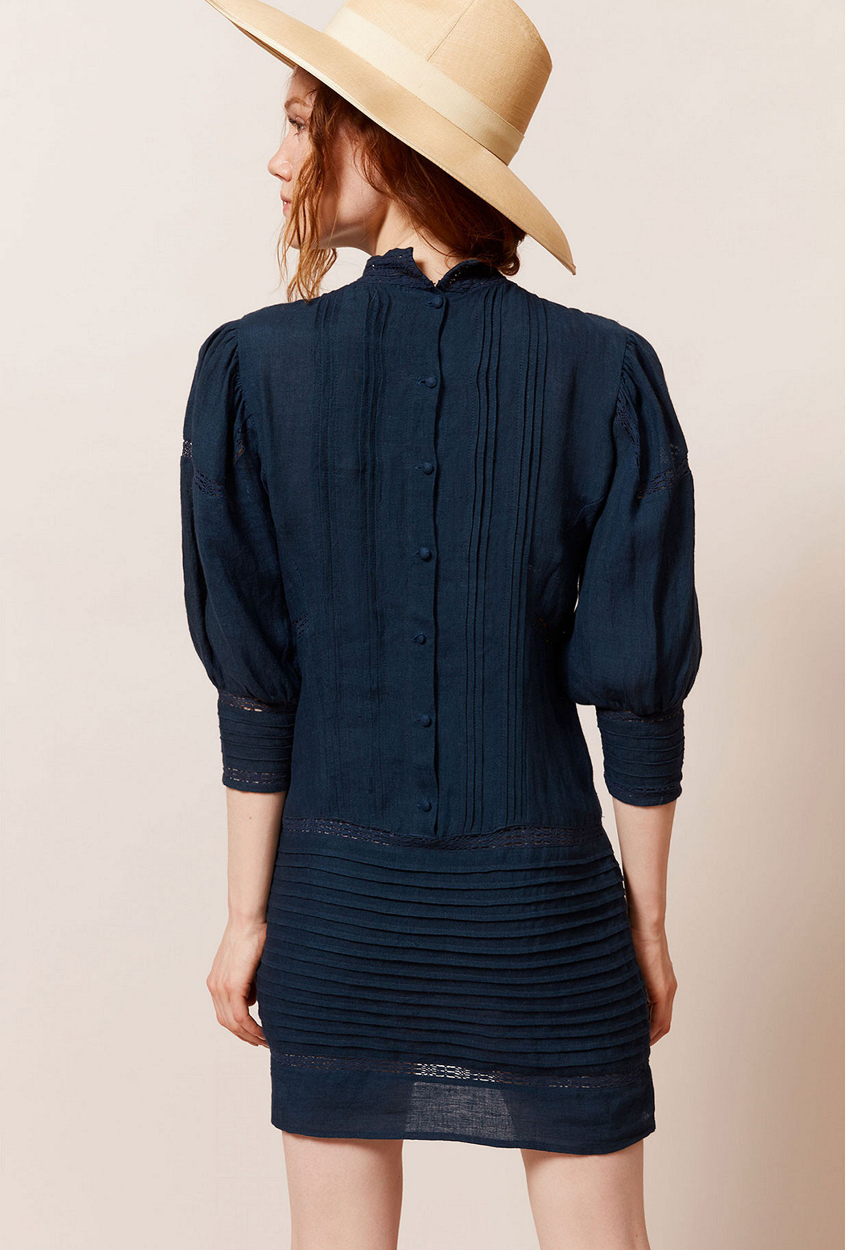 Paris clothes store Dress  Bianca french designer fashion Paris