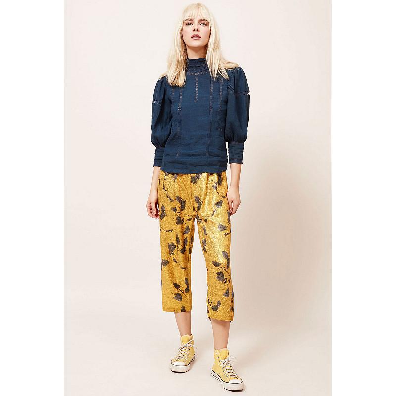 Paris boutique de mode vêtement Pantalon créateur bohème Gordon