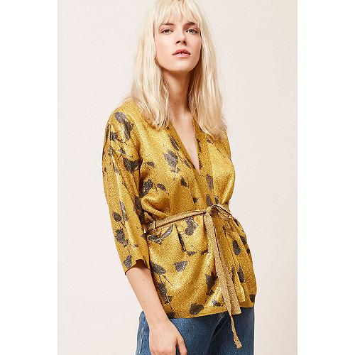 Kimono Grimmy Mes Demoiselles color Gold