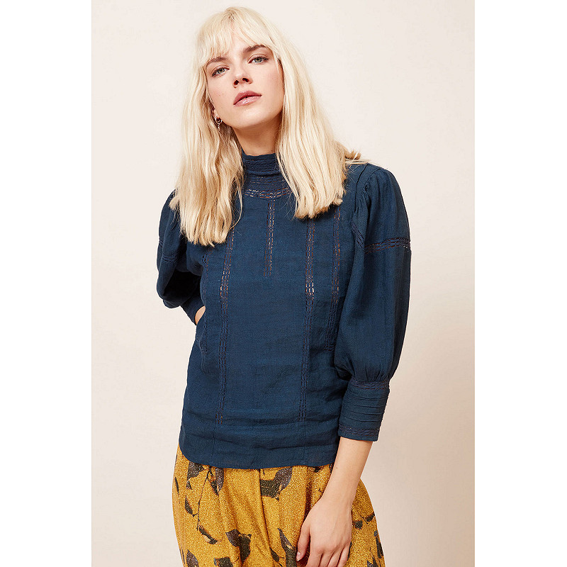 Paris boutique de mode vêtement Blouse créateur bohème Byrds