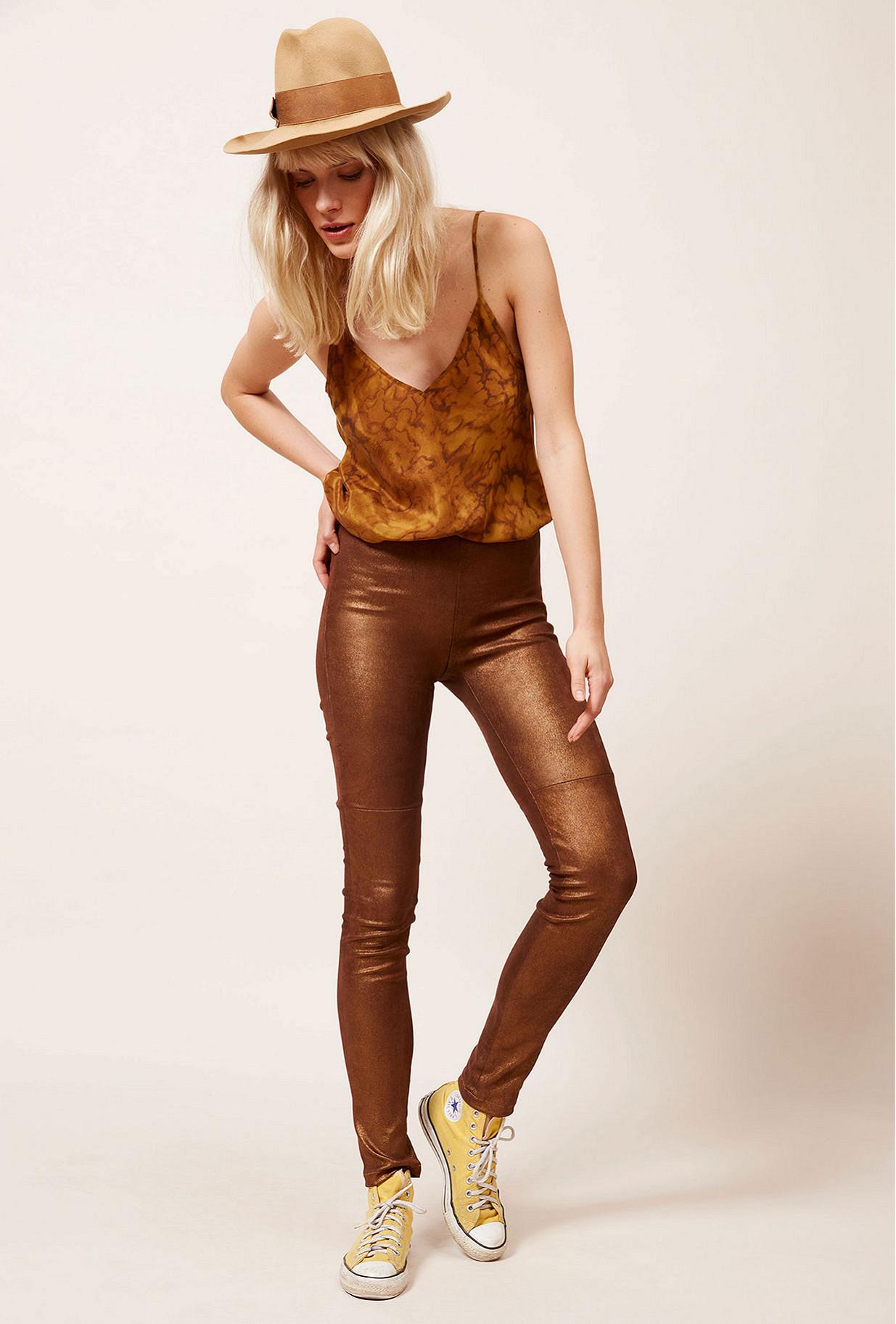 Paris clothes store Legging  Esther french designer fashion Paris