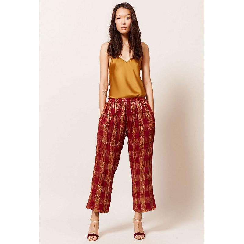 Paris clothes store Pant  Majeste french designer fashion Paris