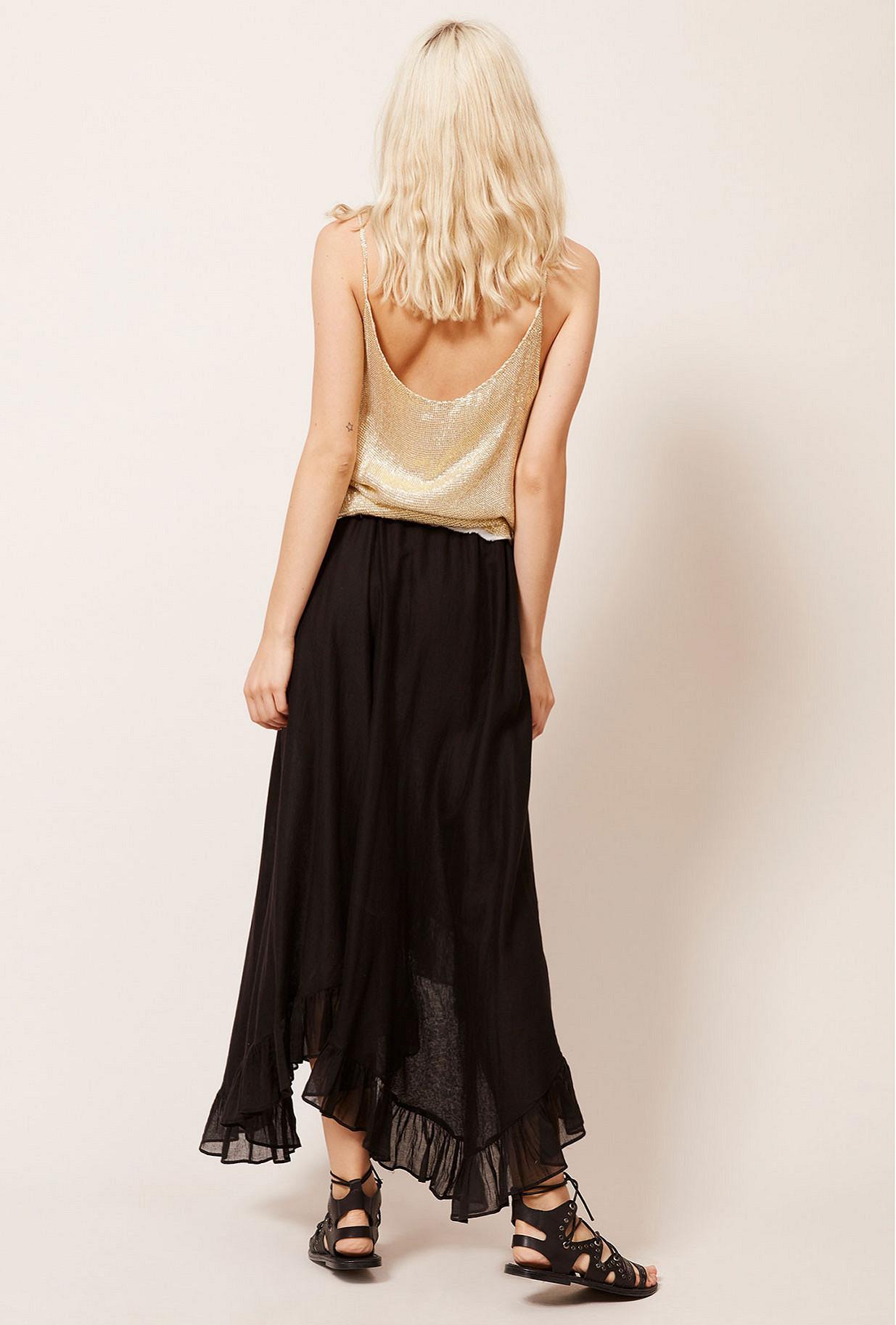 Paris clothes store Skirt  Otello french designer fashion Paris