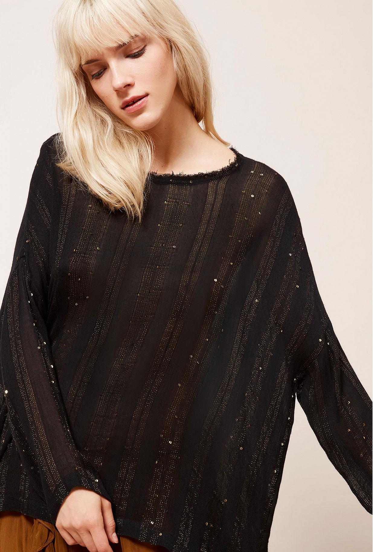Paris boutique de mode vêtement Blouse créateur bohème Nirveli