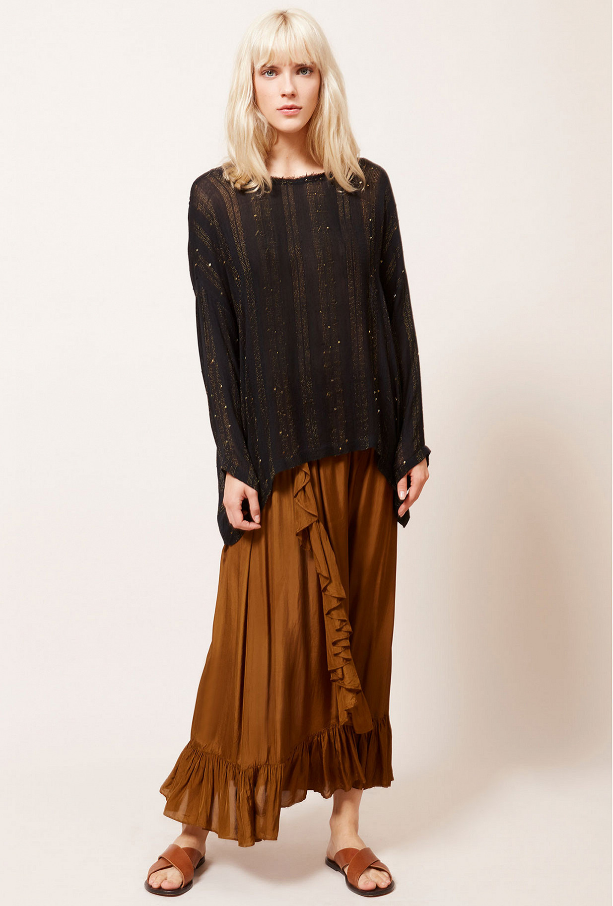 Paris clothes store Blouse  Nirveli french designer fashion Paris
