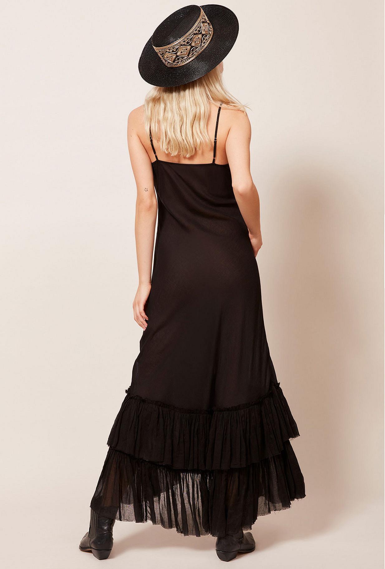 Robe Noir  Offenbach mes demoiselles paris vêtement femme paris