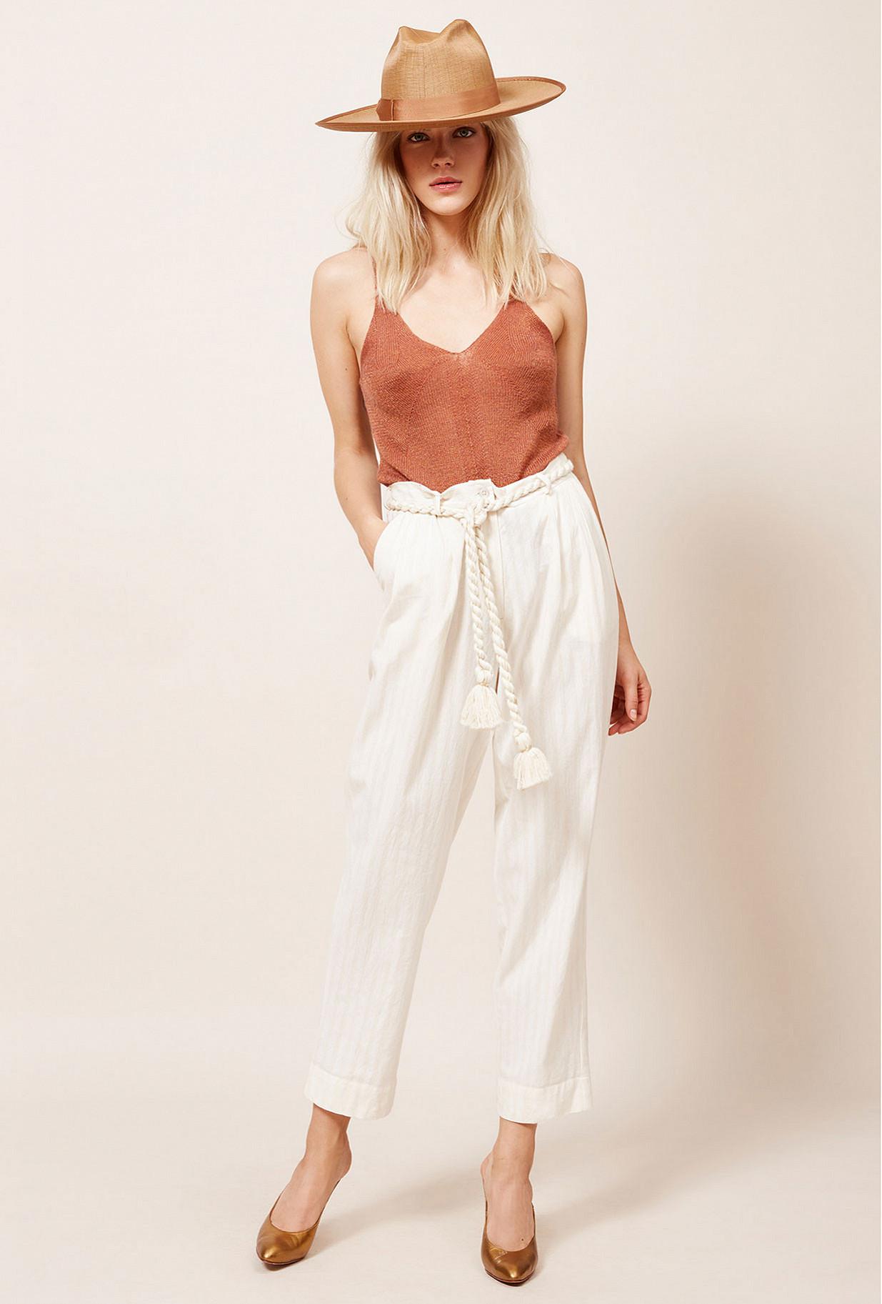 Paris clothes store Pant  Oceanic french designer fashion Paris