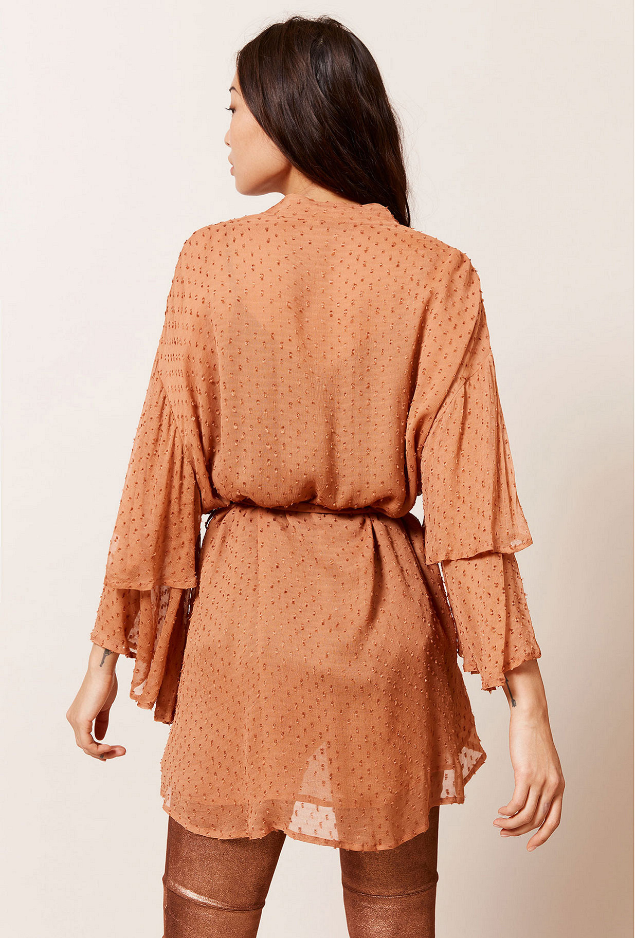 Kimono Terracotta Douchka