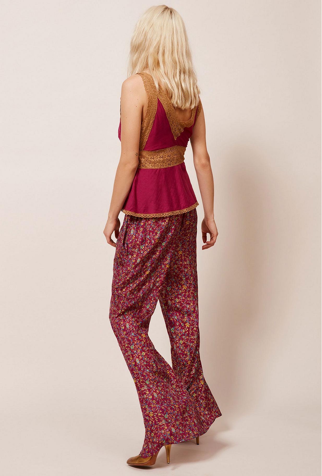 women clothes Pant  Campanule