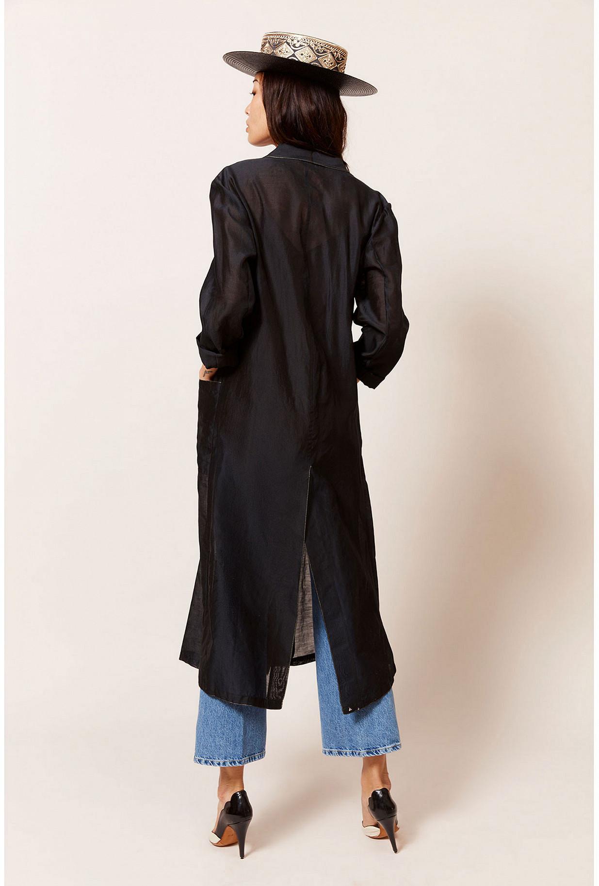 Paris boutique de mode vêtement Veste créateur bohème Oxygene