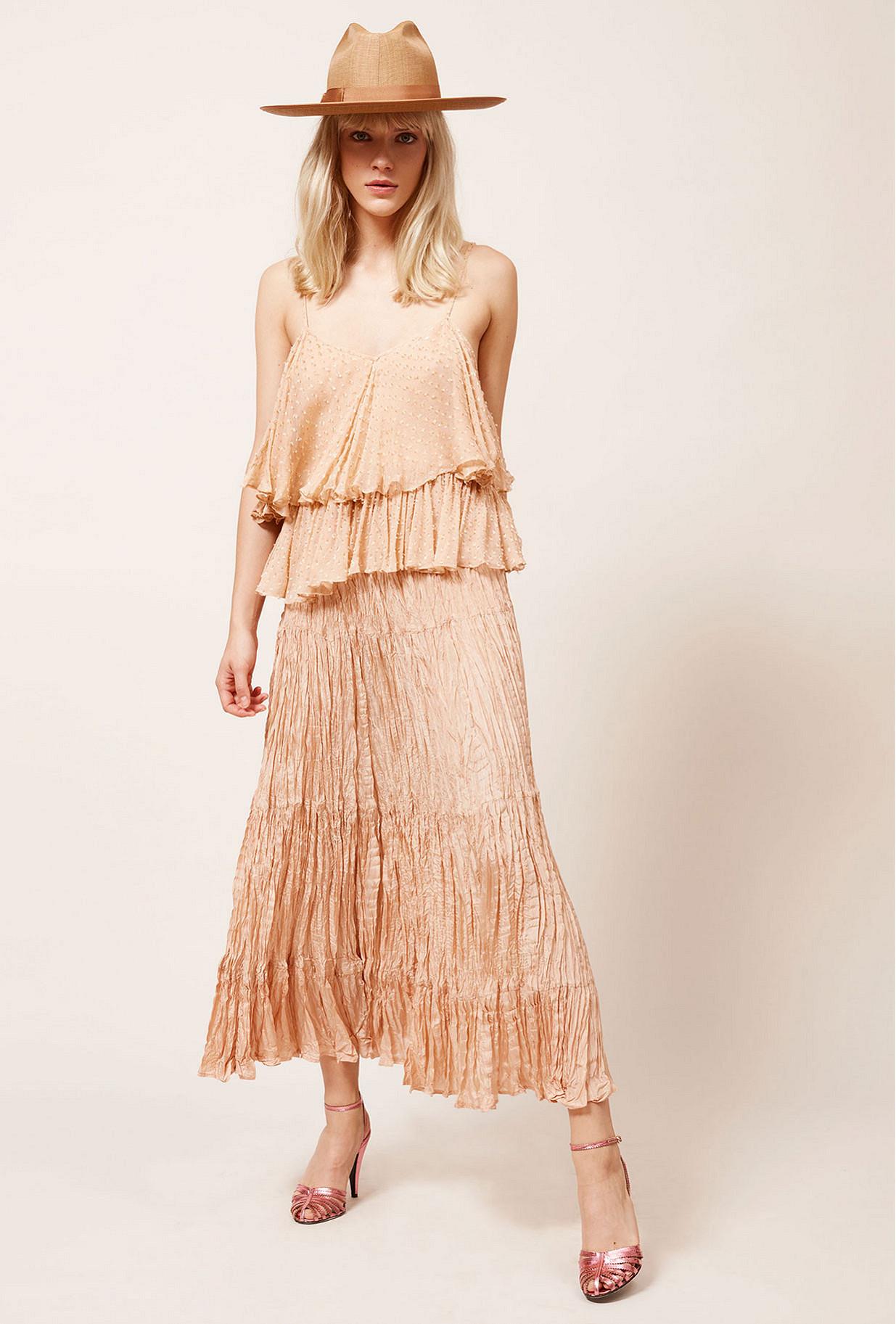 Paris clothes store Skirt  Shamadan french designer fashion Paris