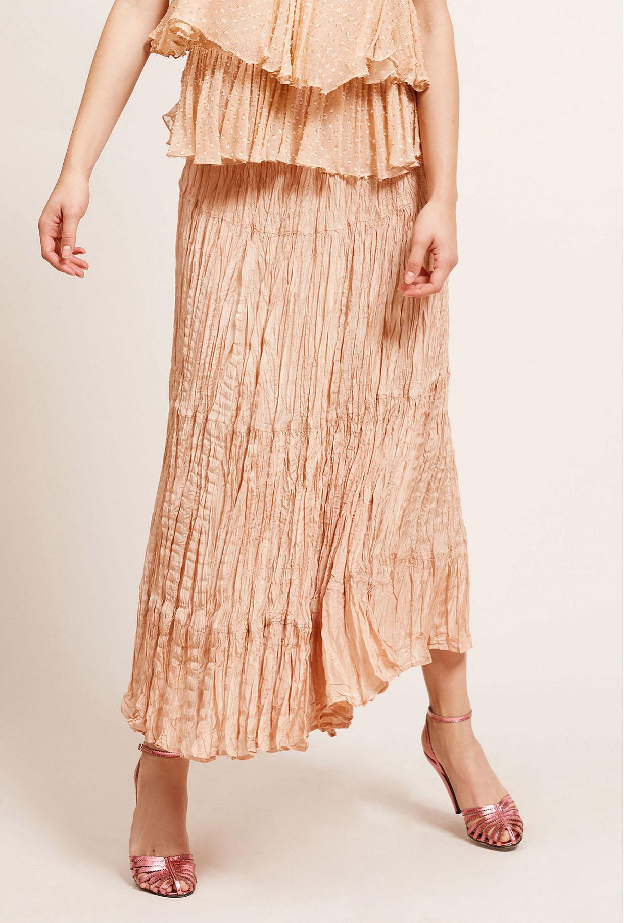 Paris boutique de mode vêtement Jupe créateur bohème  Shamadan