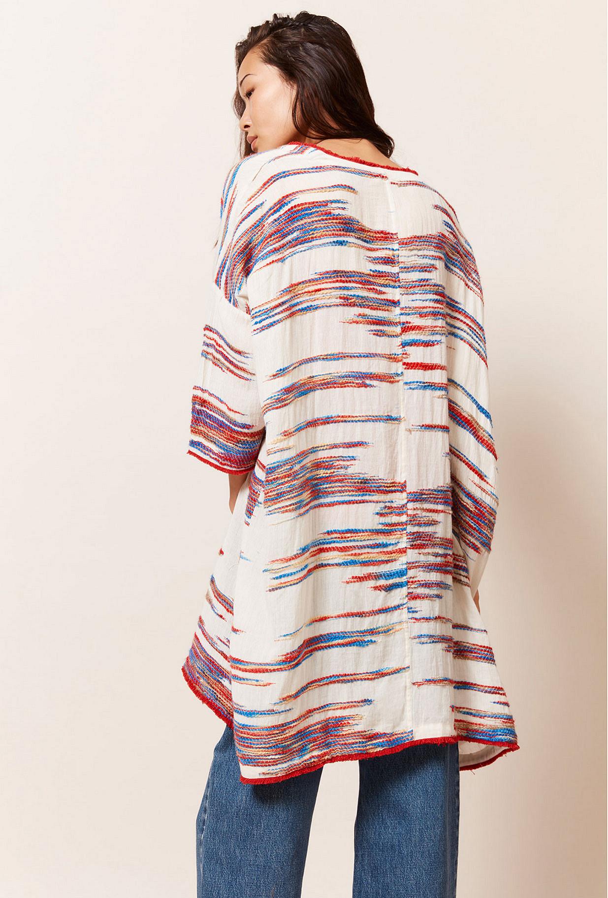 Paris boutique de mode vêtement Veste créateur bohème Nicaragua