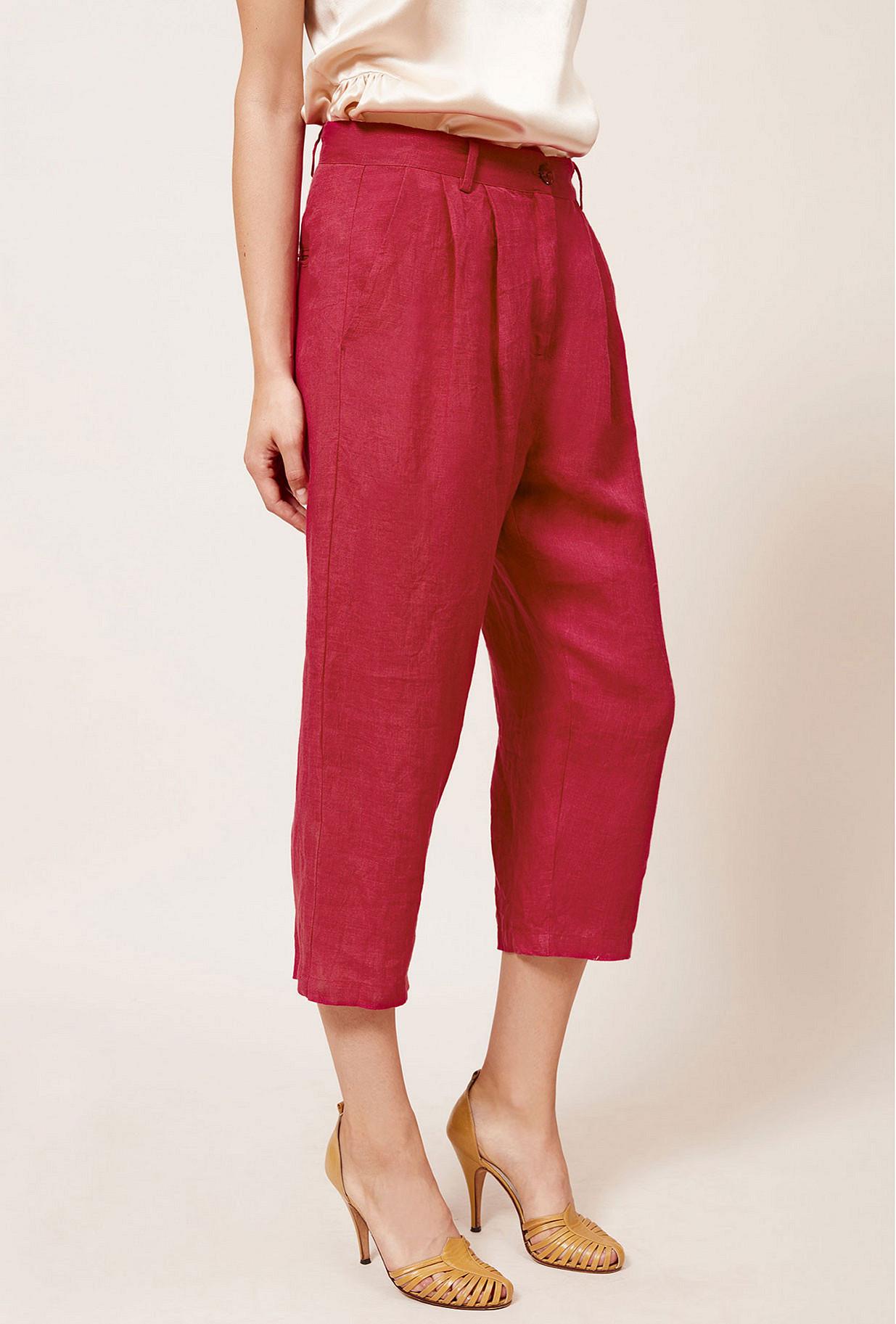 Paris boutique de mode vêtement Pantalon créateur bohème  Bernard