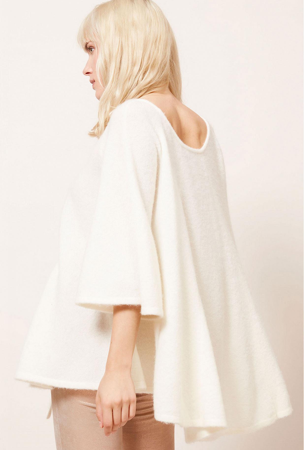 Ivory Sweater Pampa Mes Demoiselles Paris