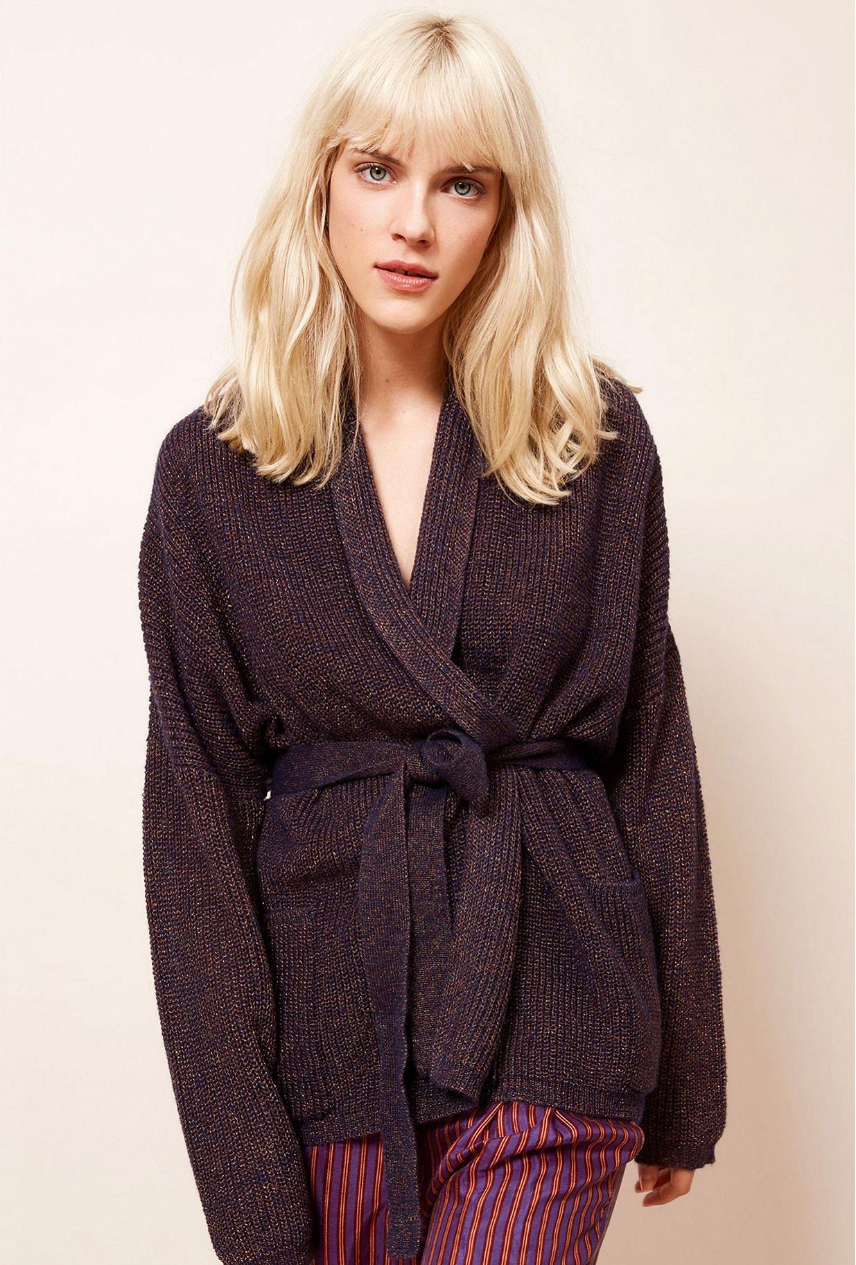 Paris boutique de mode vêtement Gilet créateur bohème  Scapa