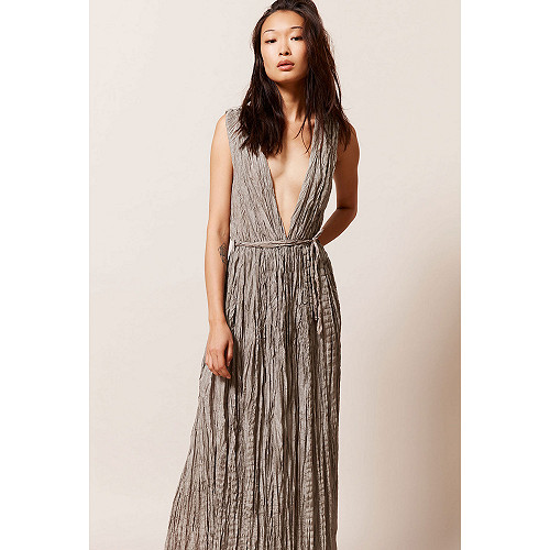 Dress Semsema Mes Demoiselles color Platinum