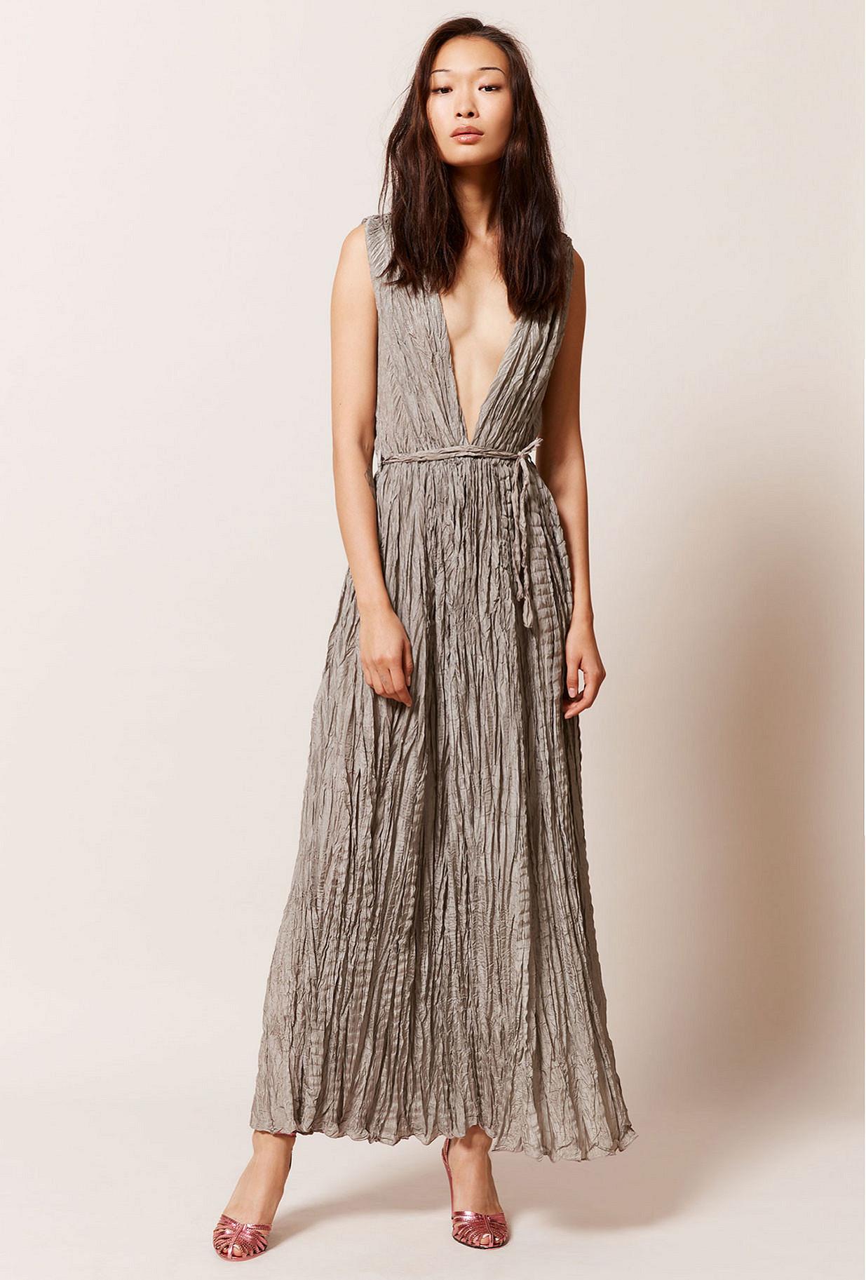 Platinum Dress Semsema
