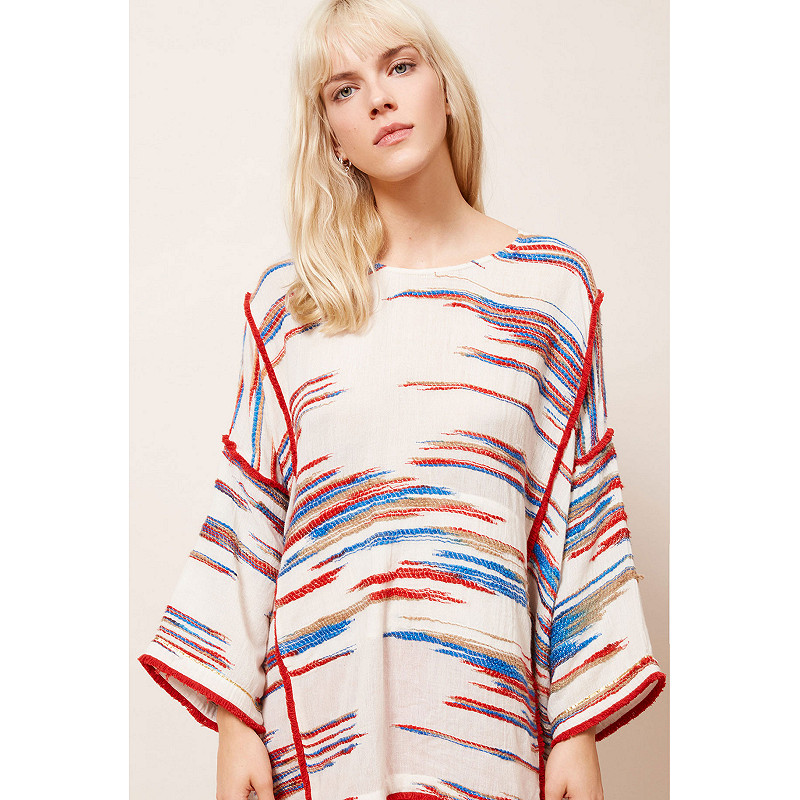 Paris clothes store Poncho  Nachos french designer fashion Paris