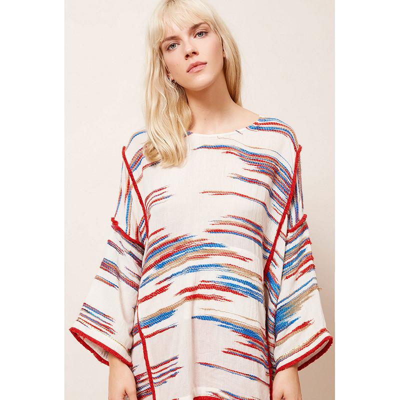 Paris boutique de mode vêtement Poncho créateur bohème Nachos