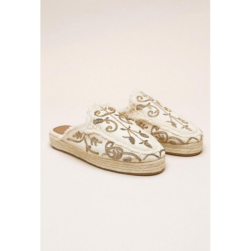 Paris boutique de mode vêtement Sandales créateur bohème  Givseppe