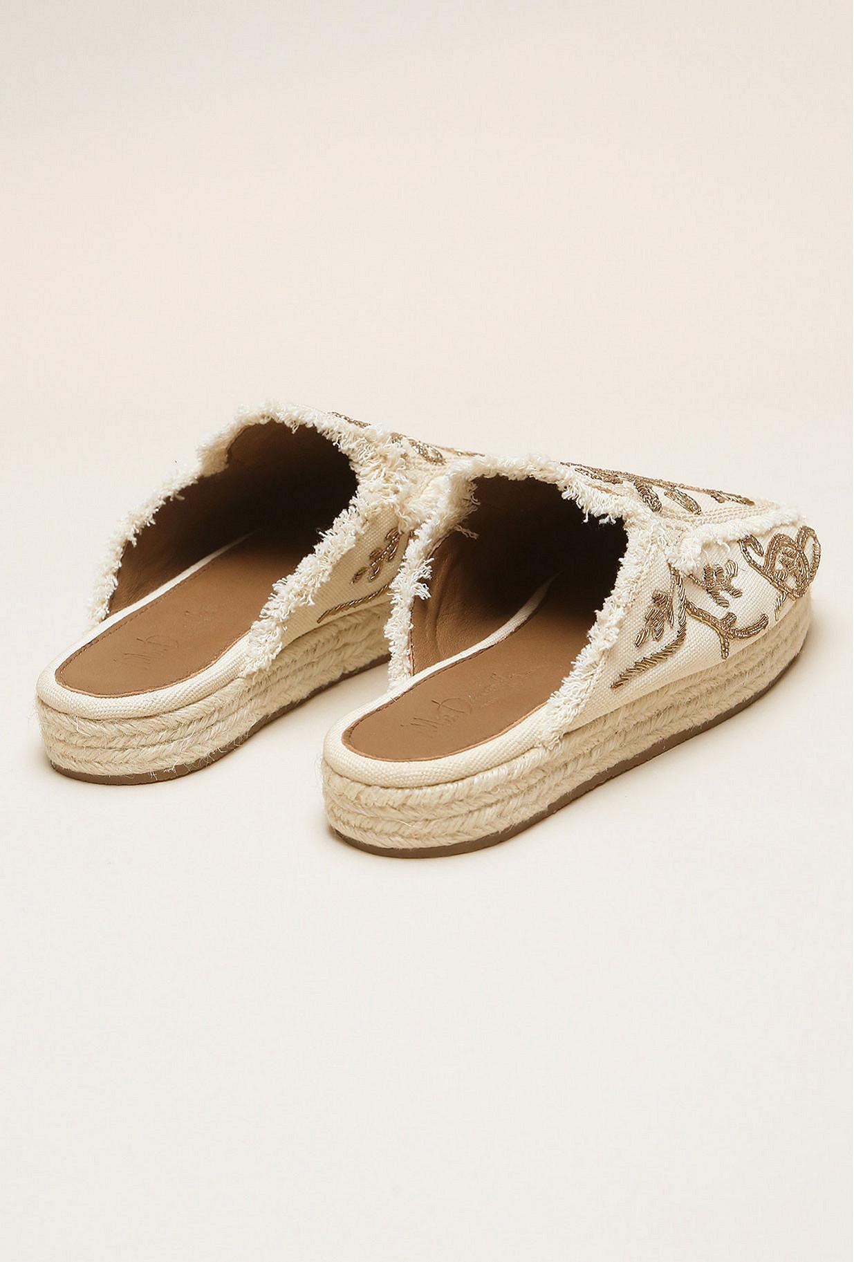 Paris clothes store Sandals  Givseppe french designer fashion Paris