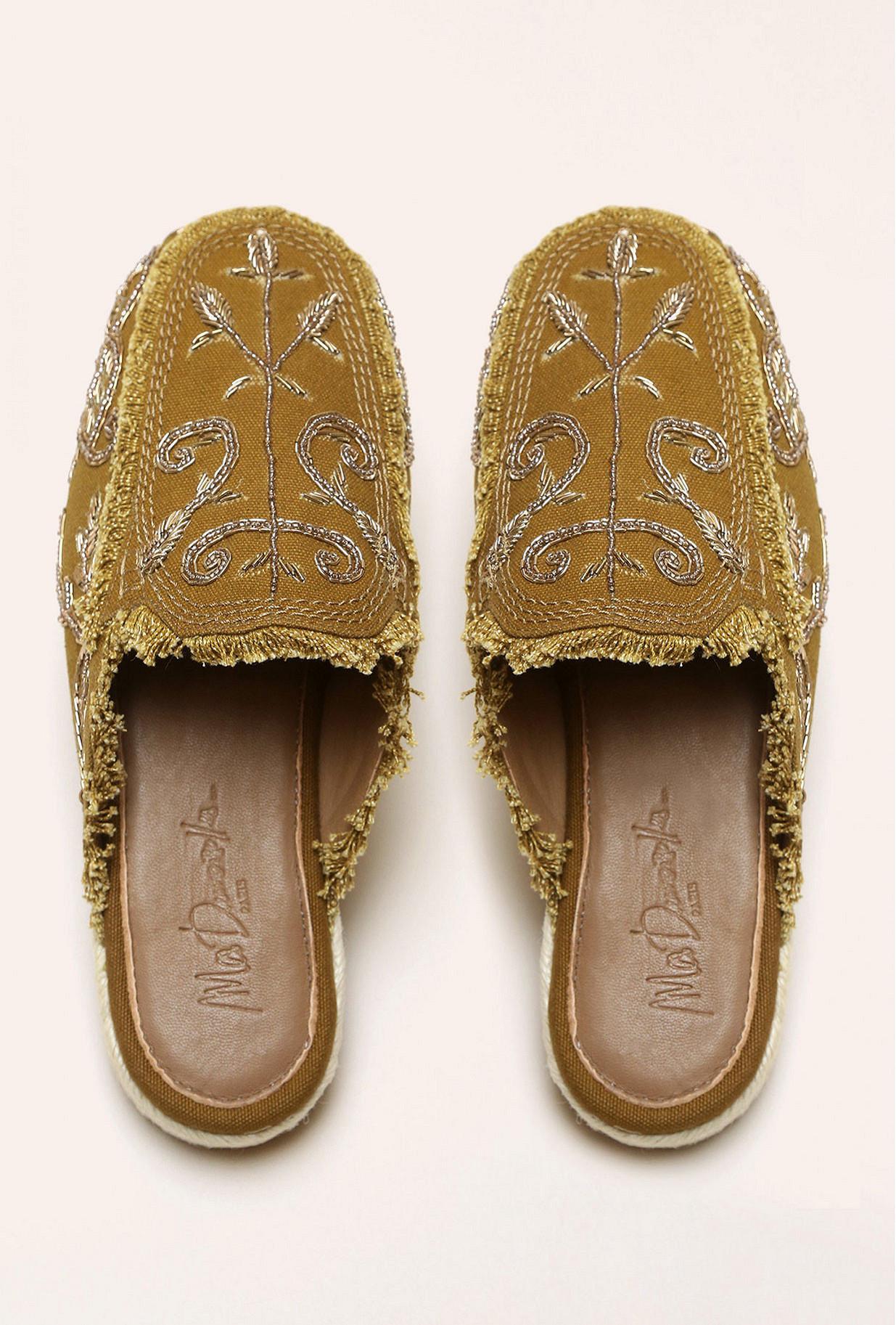 Khaki  Sandals  Givseppe Mes demoiselles fashion clothes designer Paris