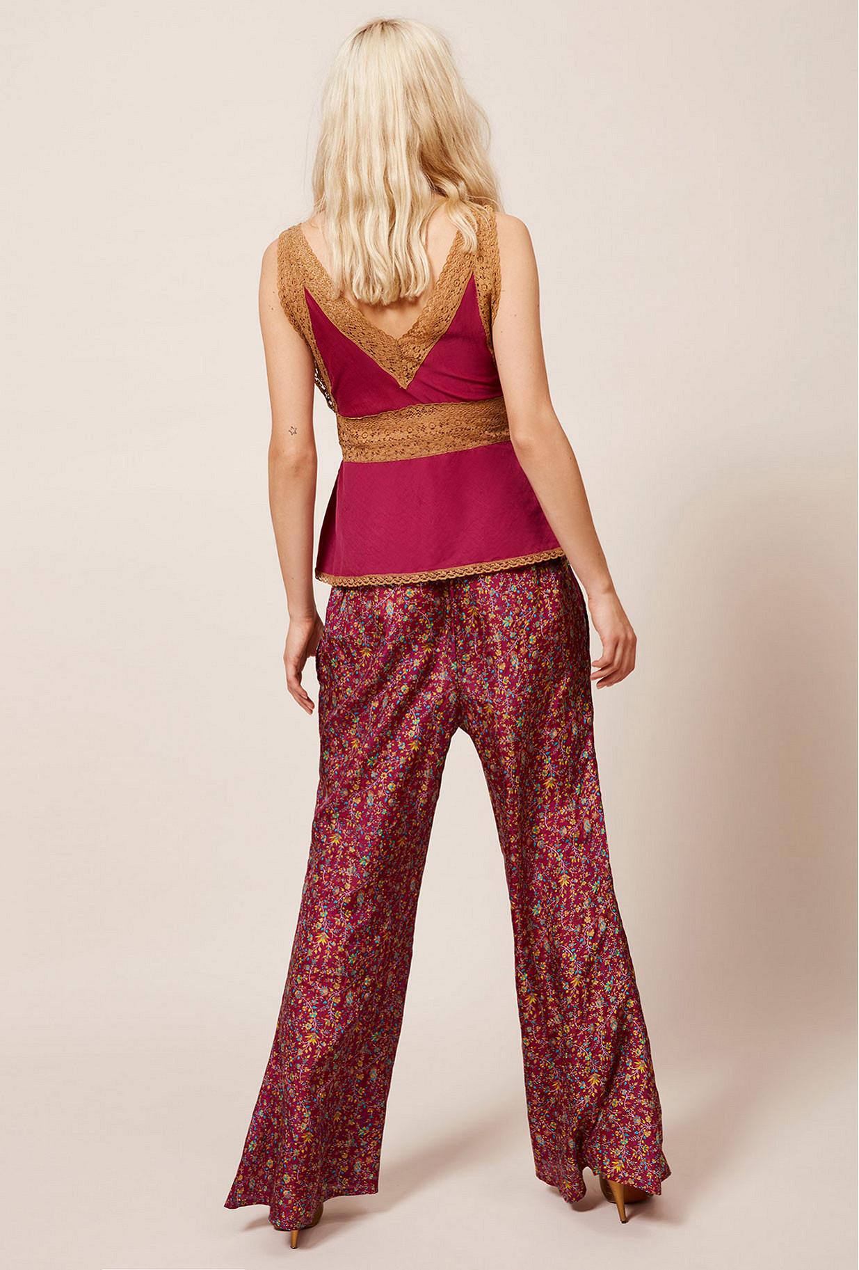 Paris boutique de mode vêtement Top créateur bohème  Gloria