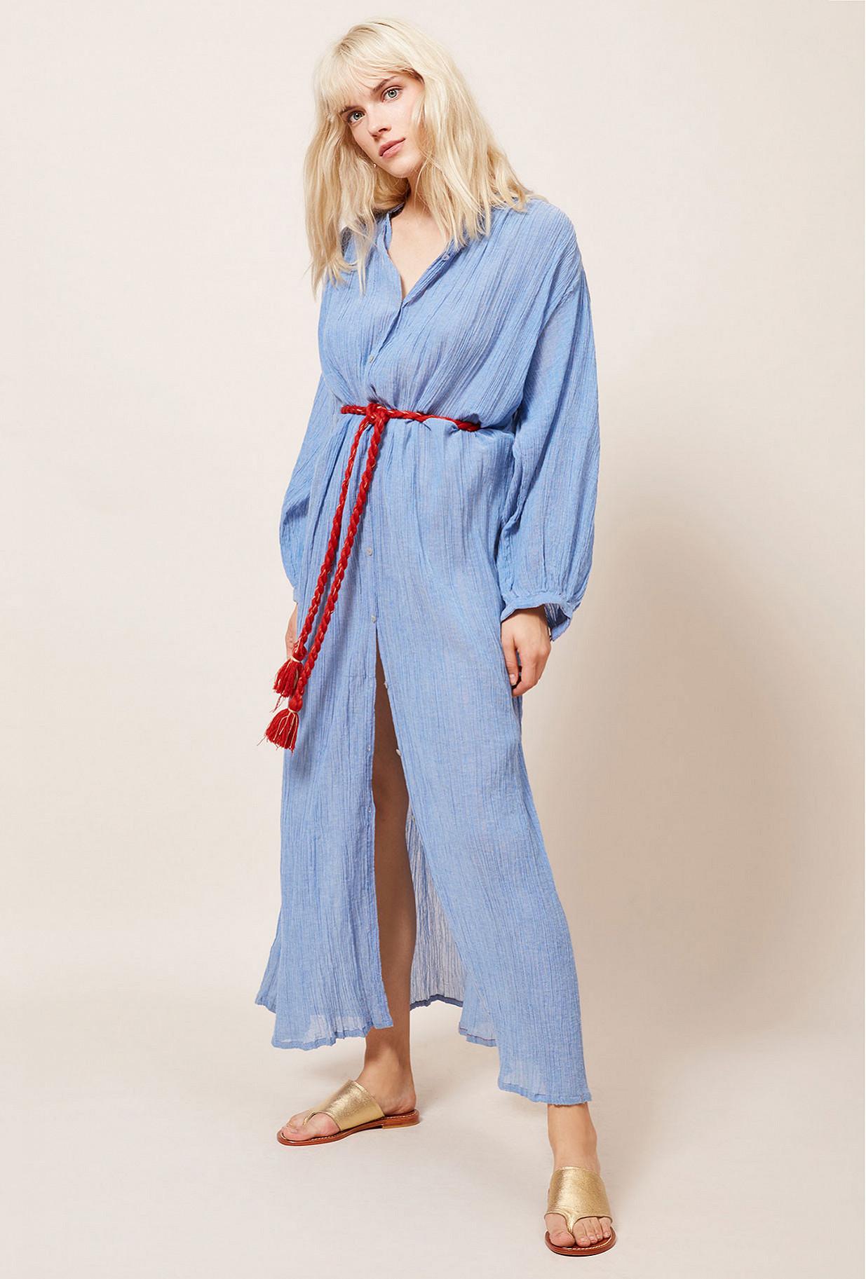 Paris boutique de mode vêtement Robe créateur bohème  Daniella