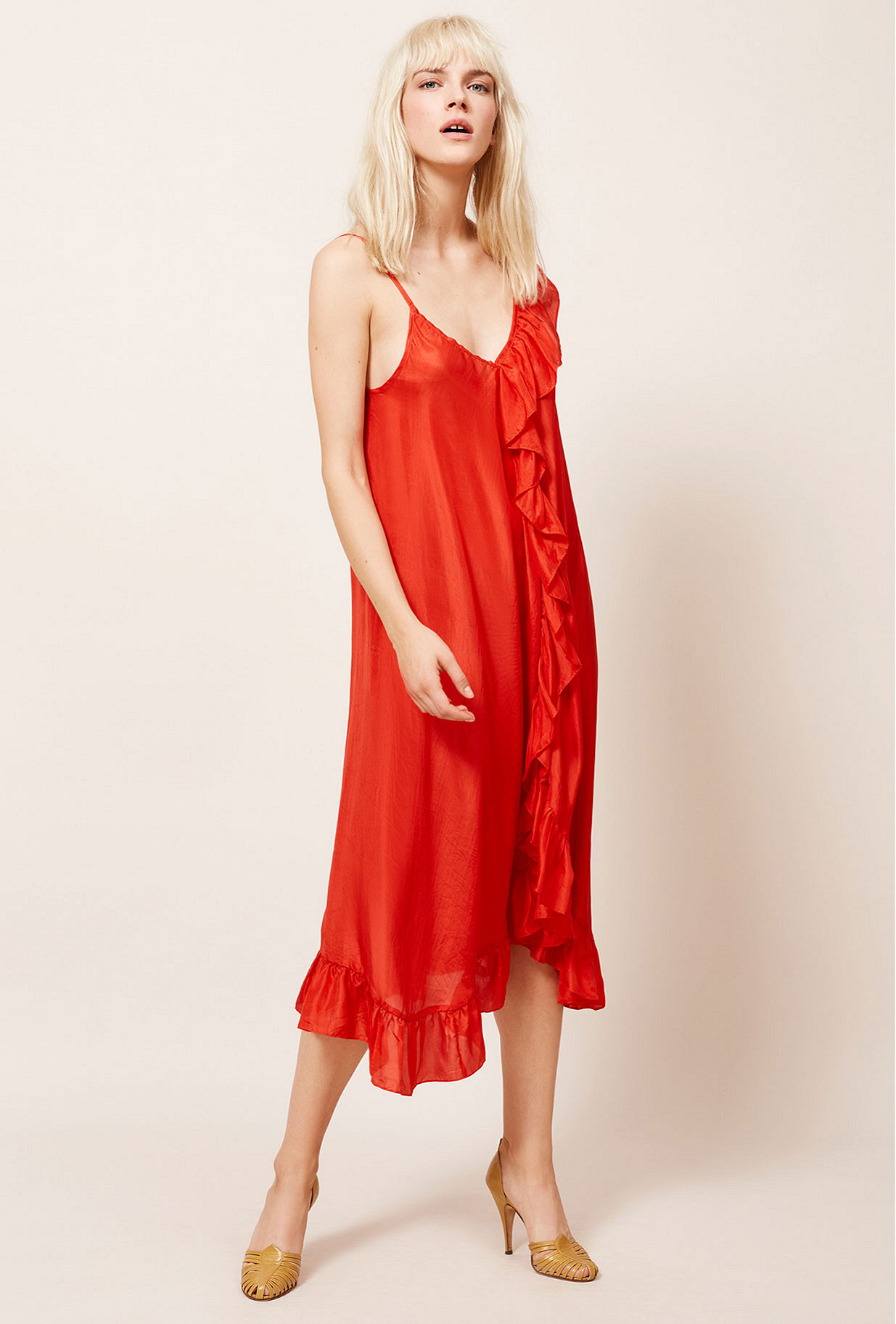 Paris boutique de mode vêtement Robe créateur bohème  Noemie