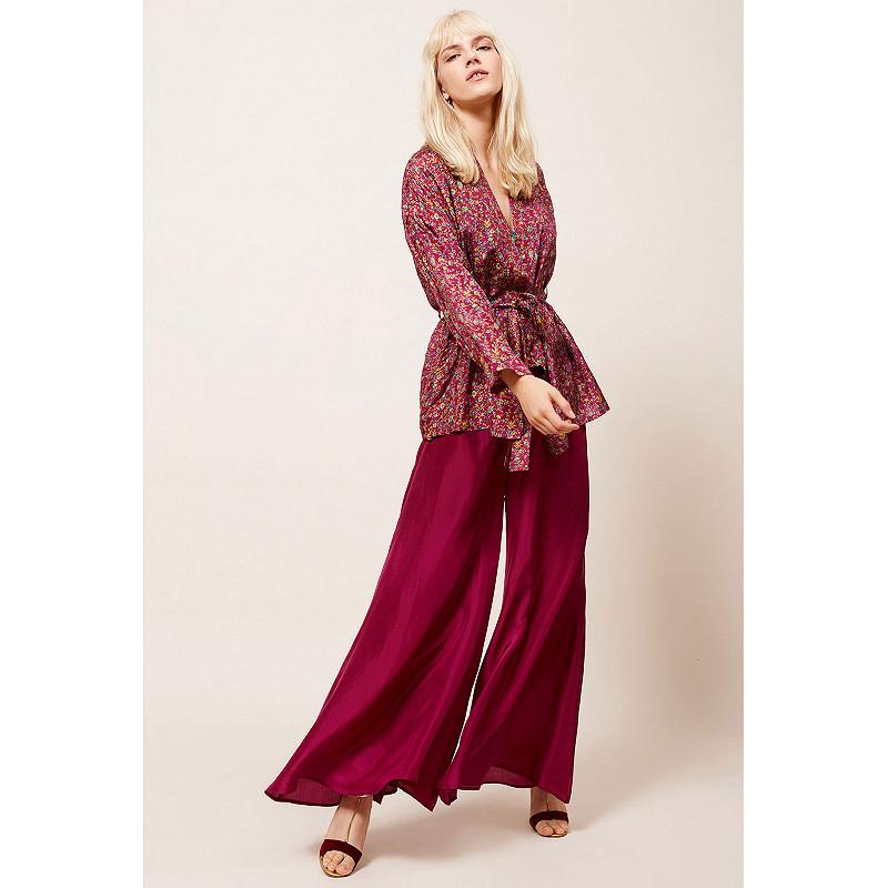 Paris boutique de mode vêtement Pantalon créateur bohème  Nautilus