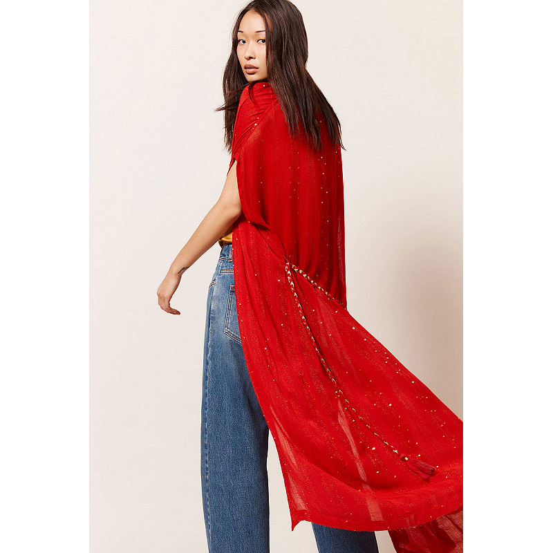 Paris boutique de mode vêtement Kimono créateur bohème Nahima