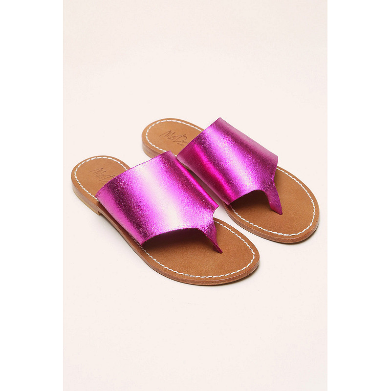 Paris clothes store Sandals  Esteban french designer fashion Paris