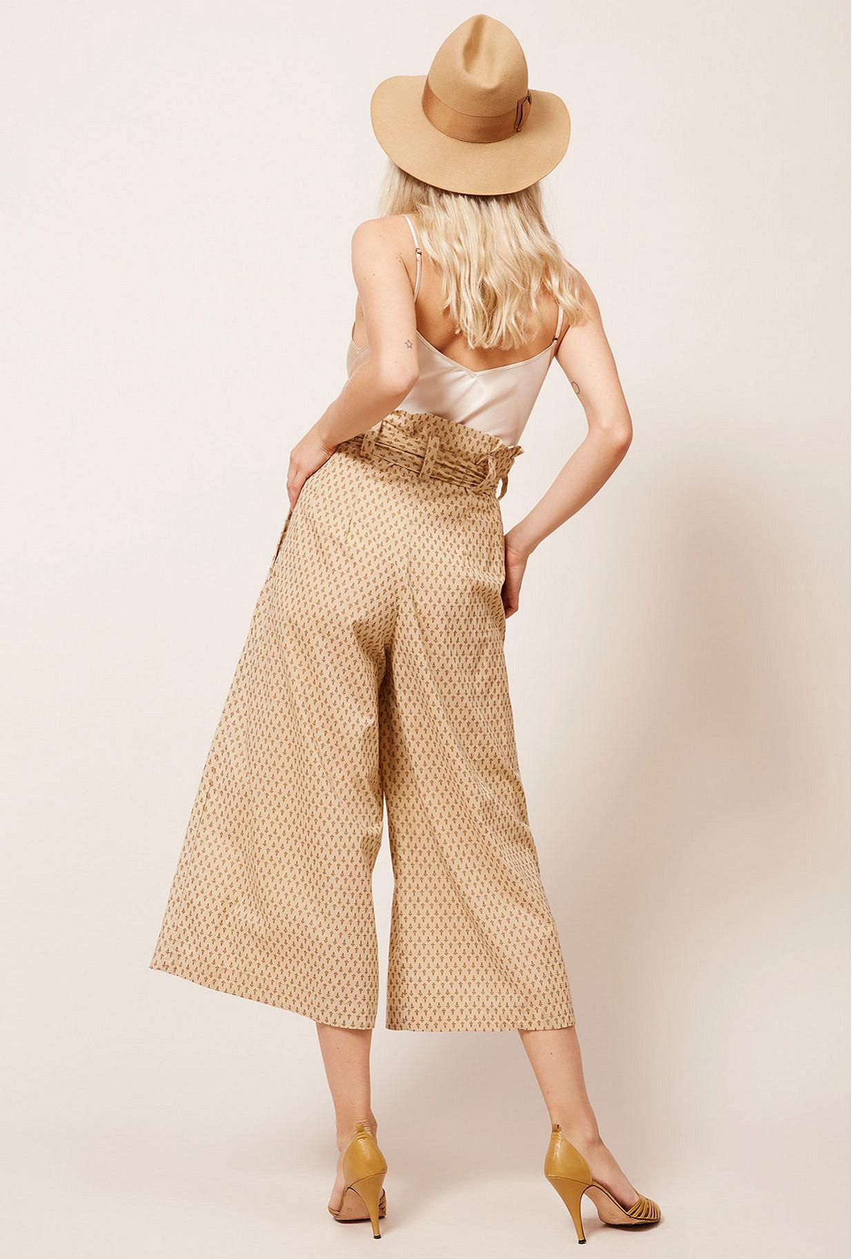 Paris boutique de mode vêtement Pantalon créateur bohème  Chatelain