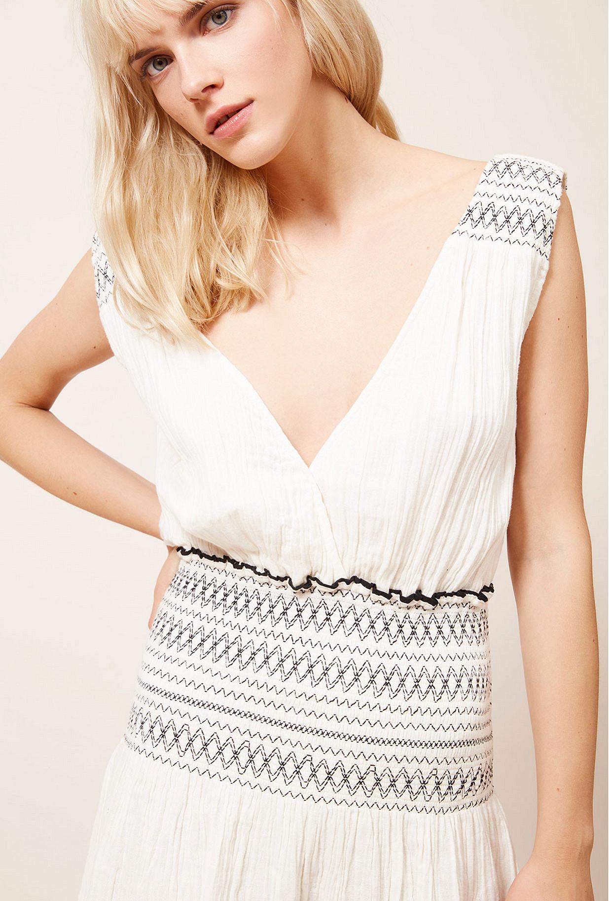Ivory  Dress  Castillane Mes demoiselles fashion clothes designer Paris