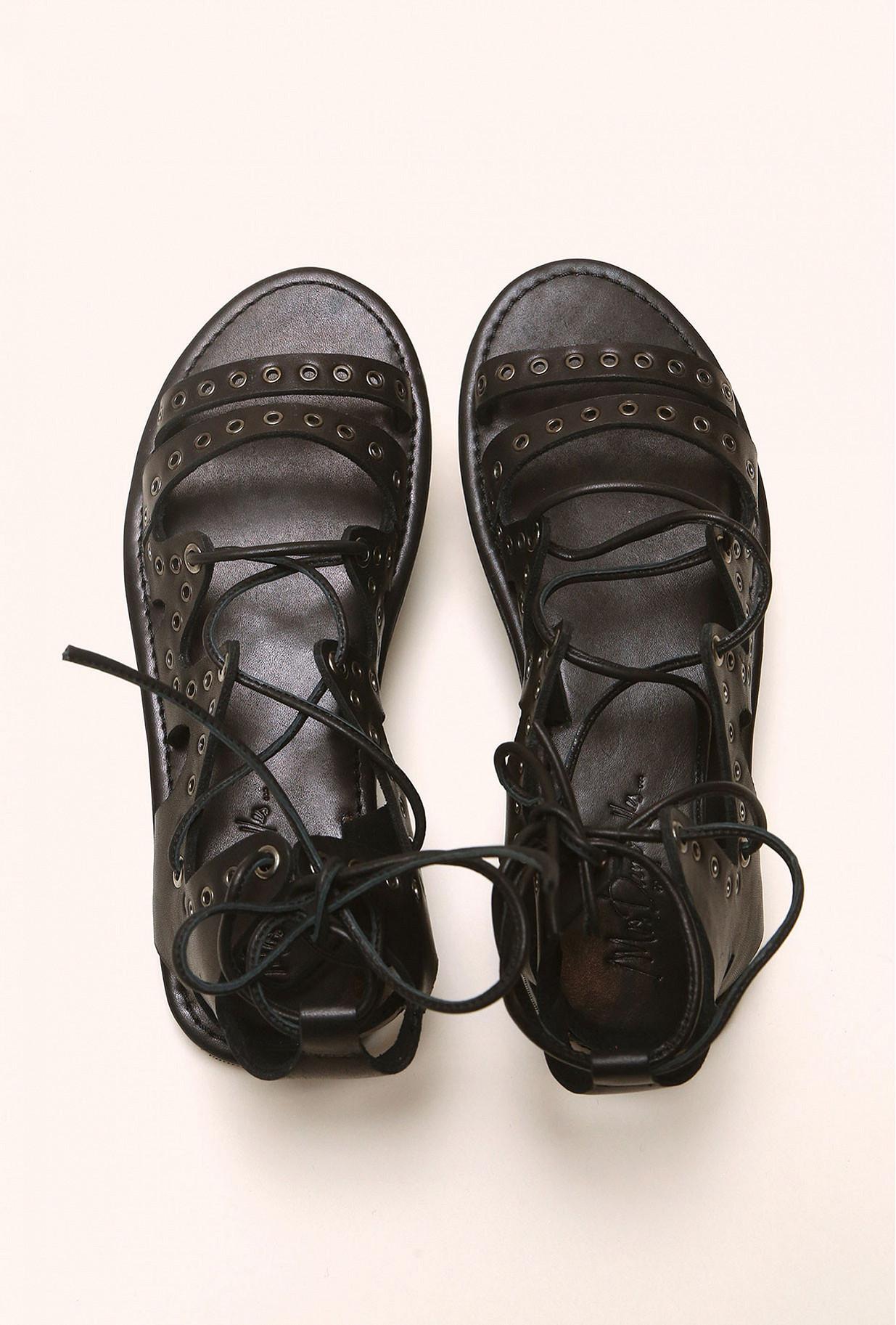 Sandales Noir  Nirvana mes demoiselles paris vêtement femme paris