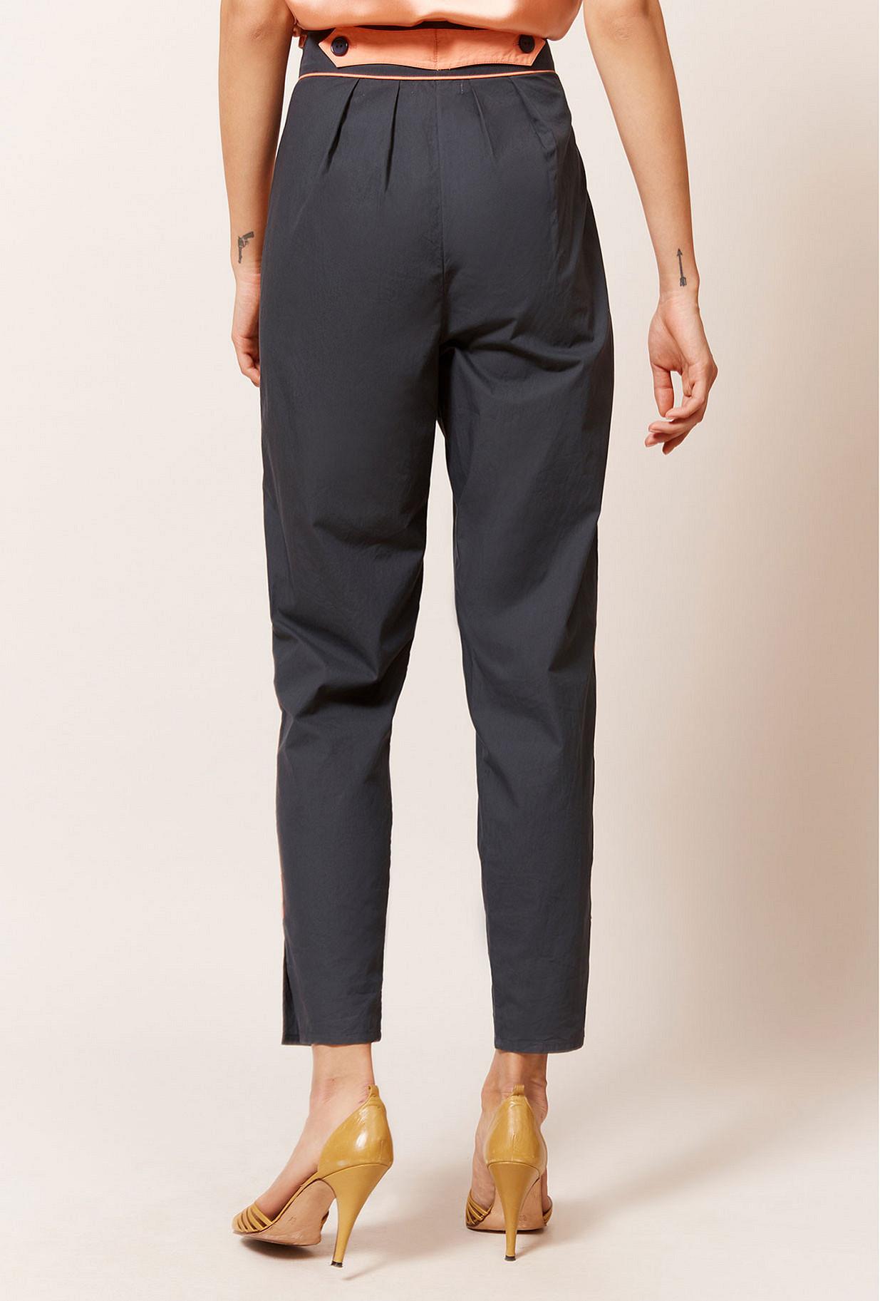 Pantalon Noir  Primo mes demoiselles paris vêtement femme paris