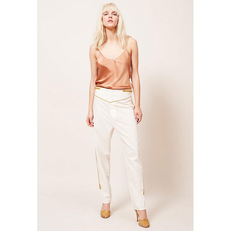 Paris boutique de mode vêtement Pantalon créateur bohème  Primo