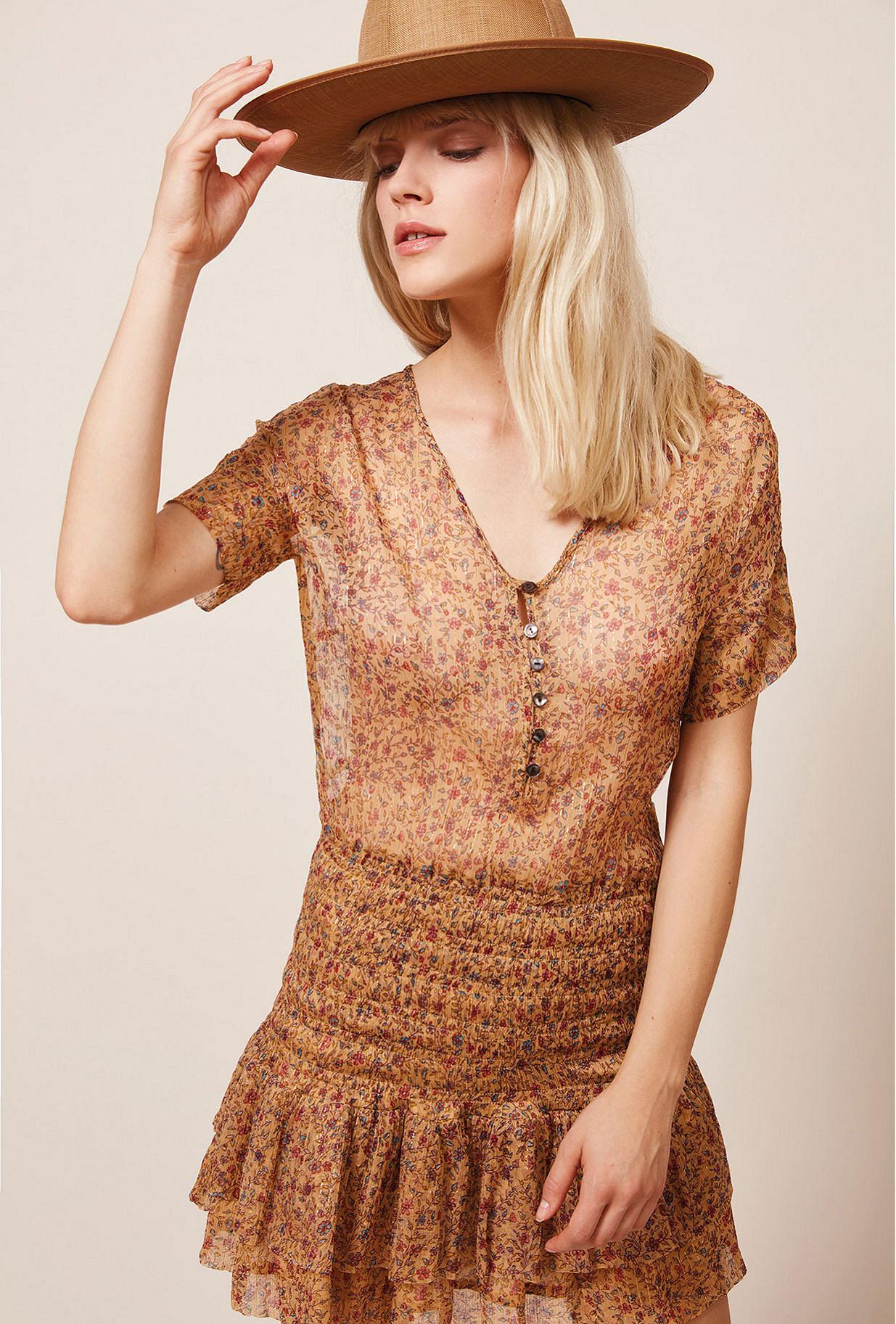 Paris boutique de mode vêtement Robe créateur bohème  Ambroisie