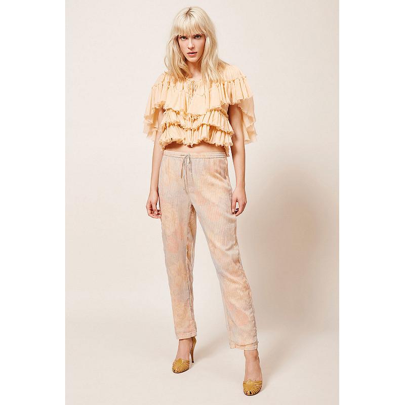 Paris clothes store Pant  Preles french designer fashion Paris