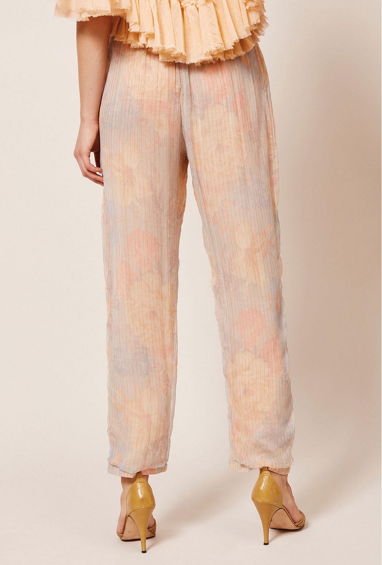 Paris boutique de mode vêtement Pantalon créateur bohème  Preles