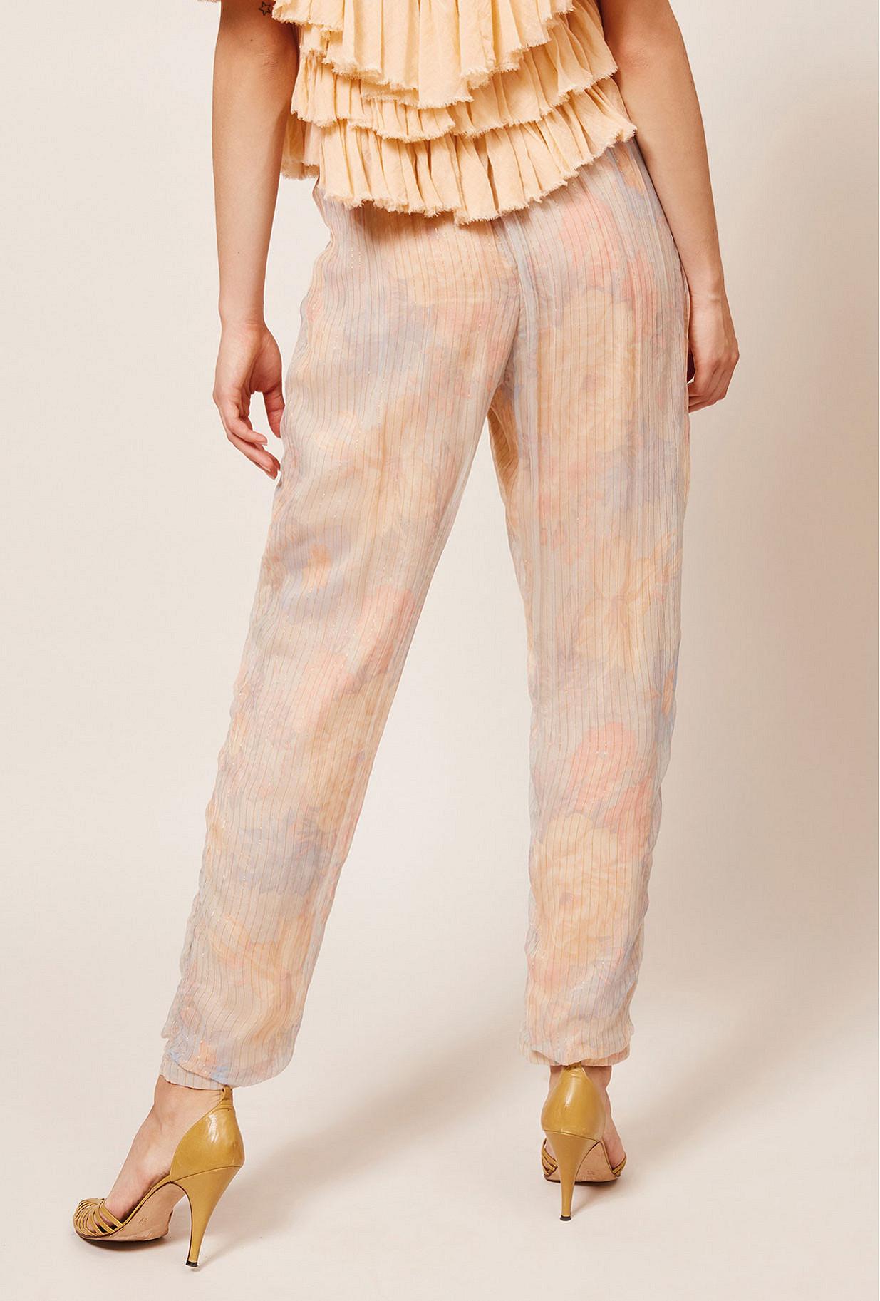 Pantalon Imprimé pastel Preles