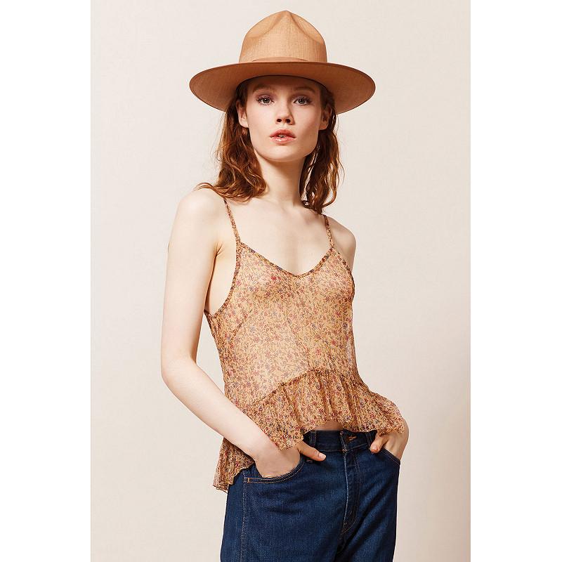 Paris boutique de mode vêtement Top créateur bohème  Amandine