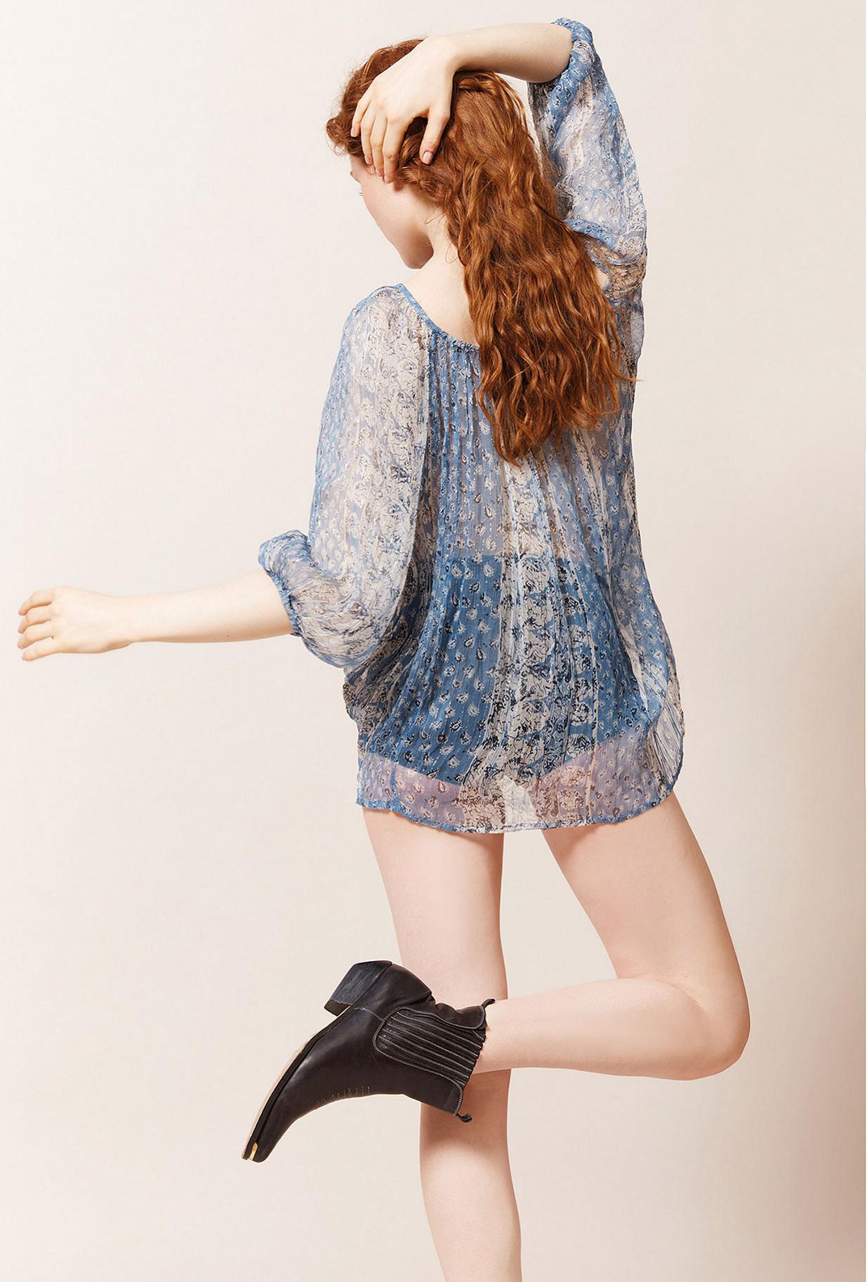 Paris clothes store Top  Bonnie french designer fashion Paris